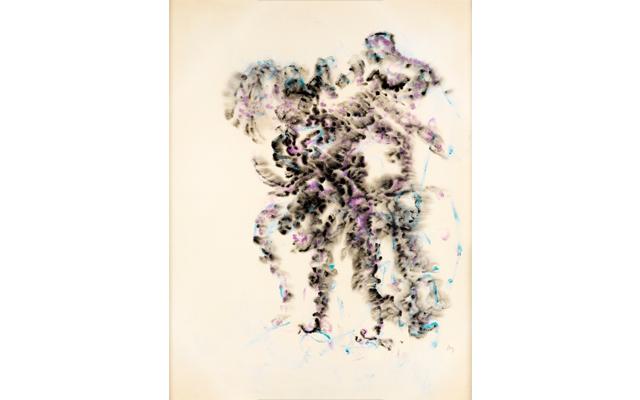 Aquarelle sur papier