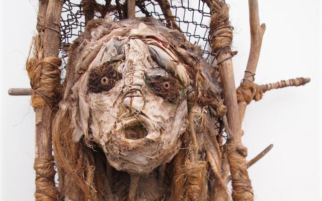 NICAISE exposition collective Art Brut Art singuier Folk Art — Staëlens, Robillard, miroslav tichy, Paul Amar